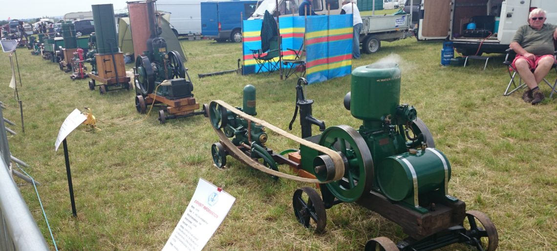 Gloucestershire Steam and Vintage Extravaganza, South Cerney – 31st July – 2nd August 2015