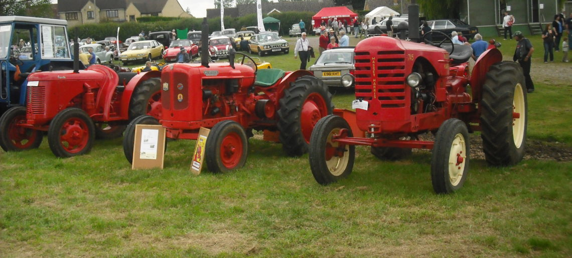 Atwell Wilson Motor Museum Classic Vehicle Show – 13th – 14th July 2013