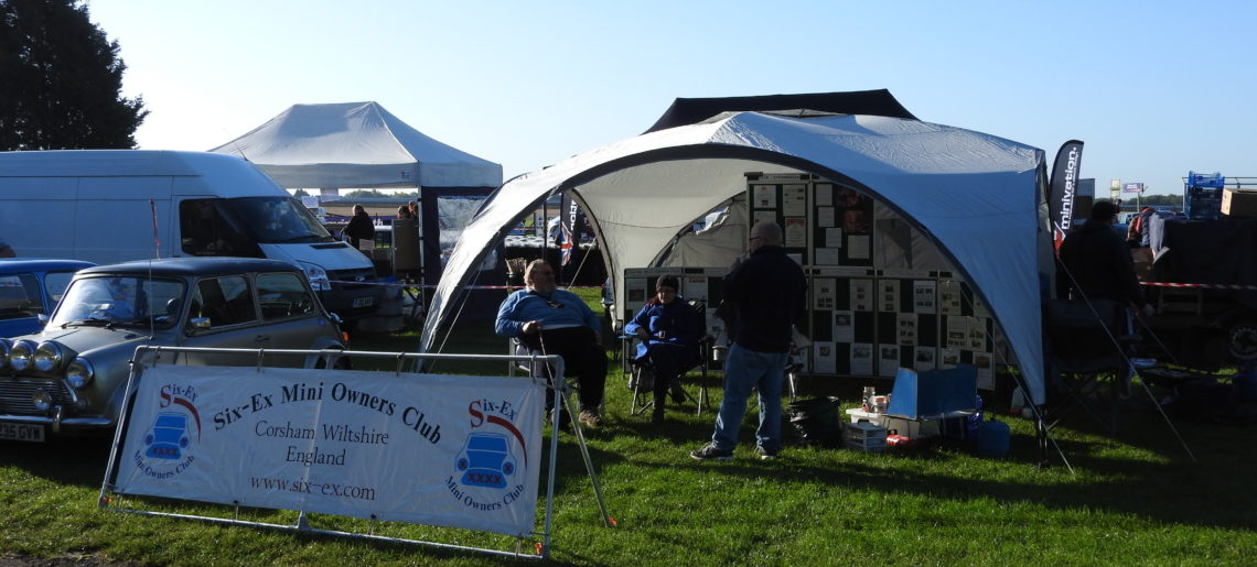 Castle Combe Mini Action Day – 17th September 2016