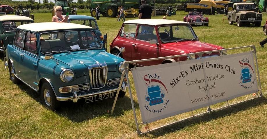Cherished Vehicle and Farm Fun Day – Lions Club – Allington Farm, Chippenham – 7th June 2015