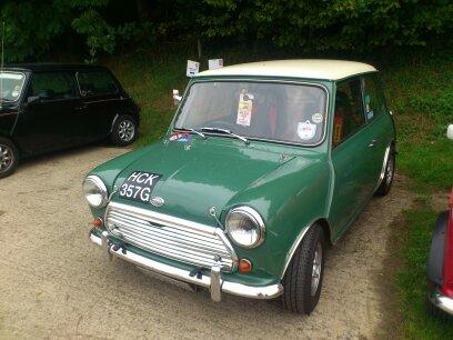 Kev's Morris Mini