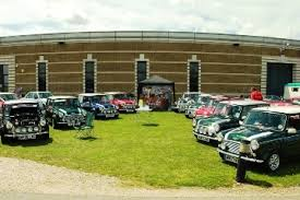 BMC and Leyland Show, Gaydon Motor Museum – 6th July 2014
