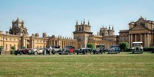 9th Blenheim Palace Festival of Transport -24th – 25th August 2014