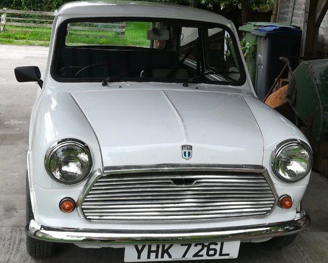 Angela's Morris Mini