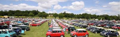 Mini Cooper Register's National Mini Day, Beaulieu – Sunday 9th June 2019