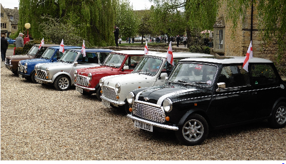 Mini Fixers St Georges Day Run – Sunday 23rd April 2017