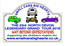 North Devon Legendary Grand Tour – Saturday 26th – Monday 28th August 2018