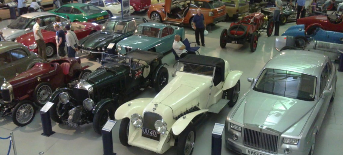 BMC and Leyland Show, Gaydon Motor Museum – Sunday 7th July 2013