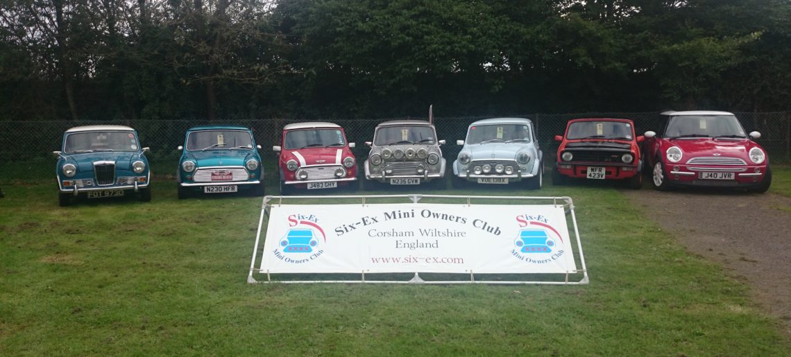 Mini World Action Day Castle Combe – 27th September 2014