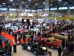 The Lancaster Insurance Classic Motor Show – NEC Birmingham – 15th – 17th November 2013