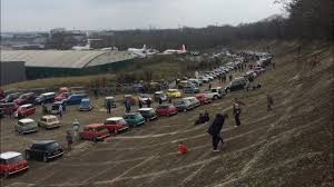 Brooklands Mini Day – Sunday 25th March 2018