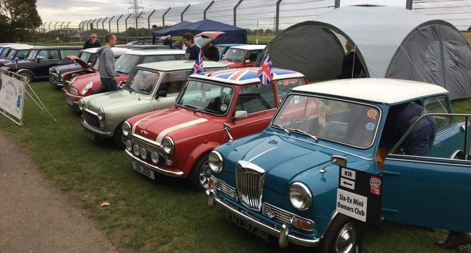 Castle Combe Mini Action Day – Saturday 30th September 2017
