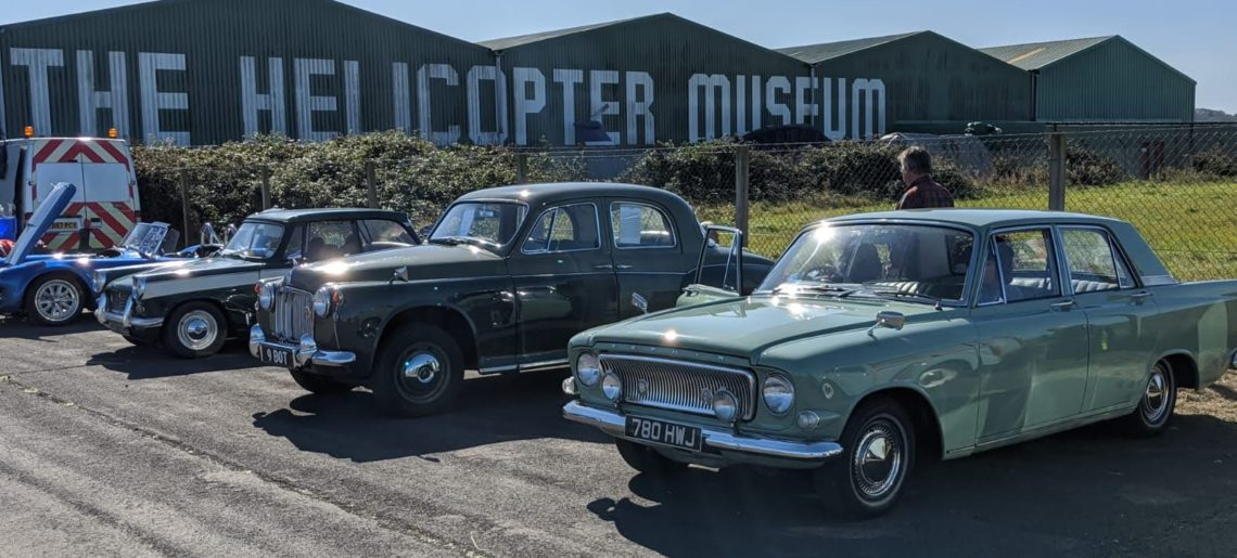 Vintage Wheels Classic Car Rally – Sunday 26th September 2020