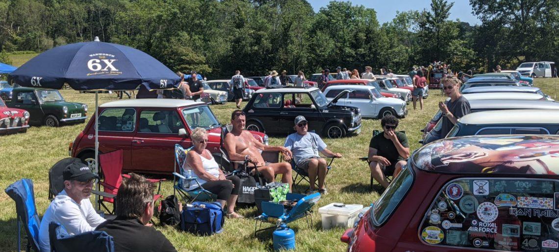 Mini Cooper Register Rally, Beaulieu National Motor Museum – Sunday 13th June 2021