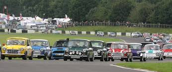 Mini Action Day – Castle Combe – Saturday 29th September 2018