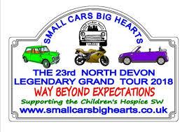 North Devon Legendary Grand Tour – Saturday 26th – Monday 28th August 2018