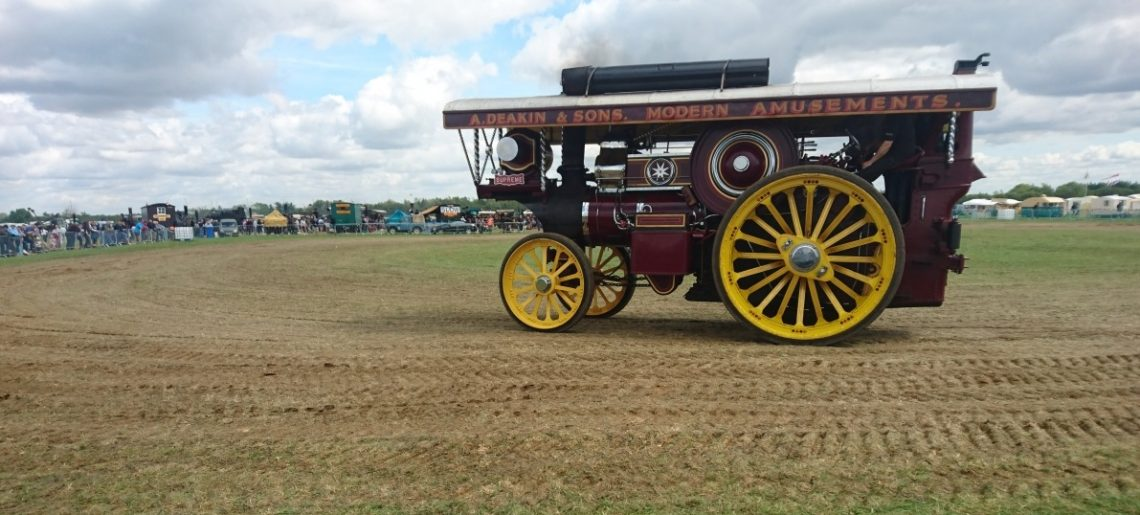 Gloucestershire Vintage and Country Extravaganza – Friday 4th – Sunday 6th August 2017