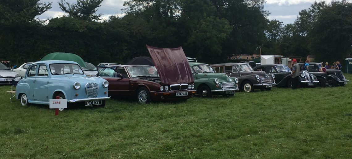 Swindon and Cricklade Railway Classic Vehicle Show – Saturday 12th and Sunday 13th August 2017